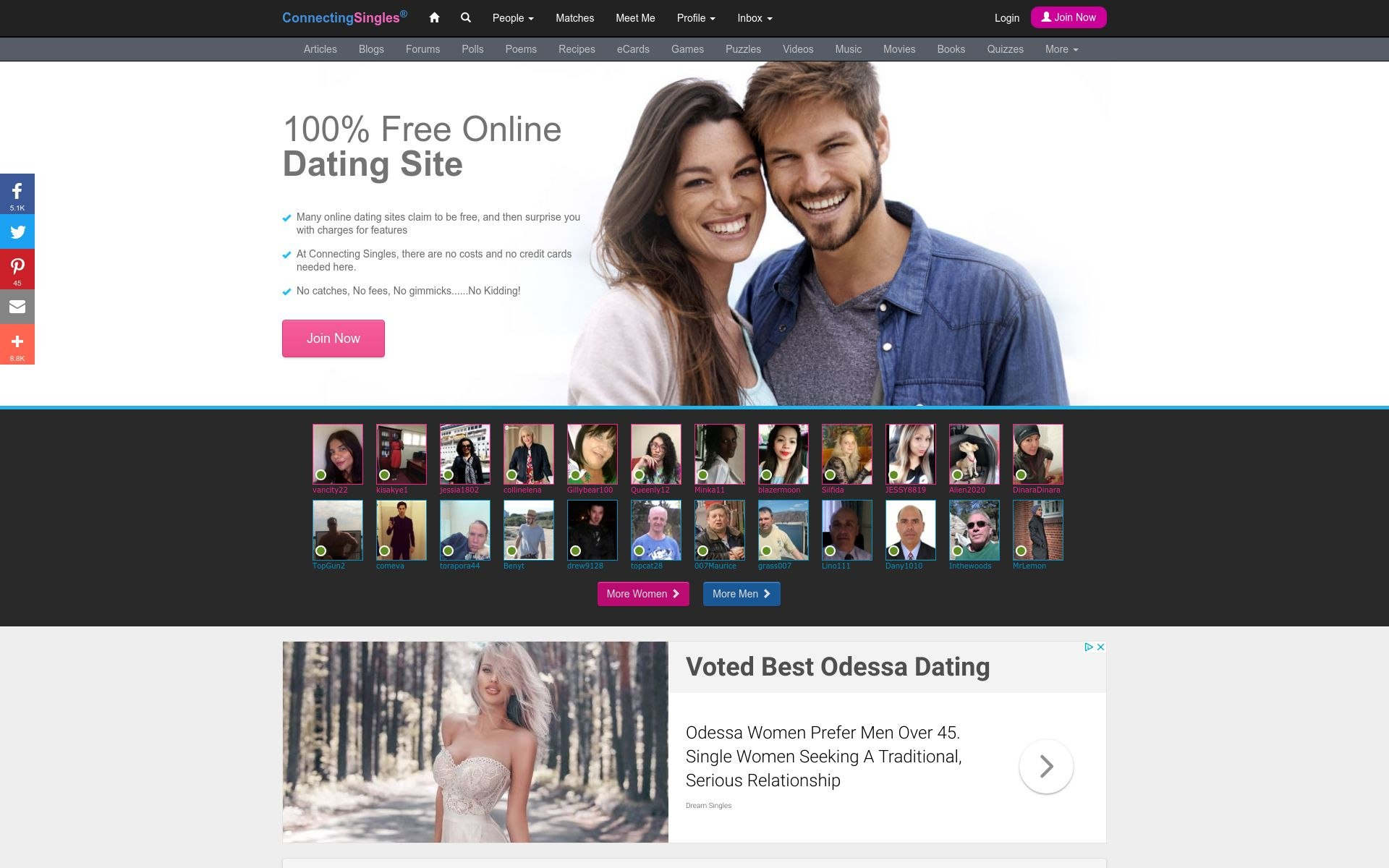 dating cards site)