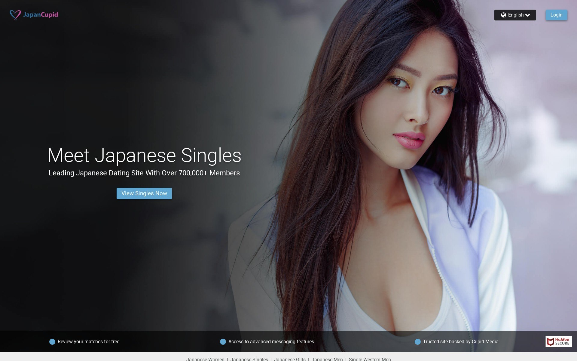 Japan Cupid Dating Service Post Thumbnail